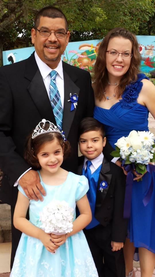 Family pic GKTW wedding