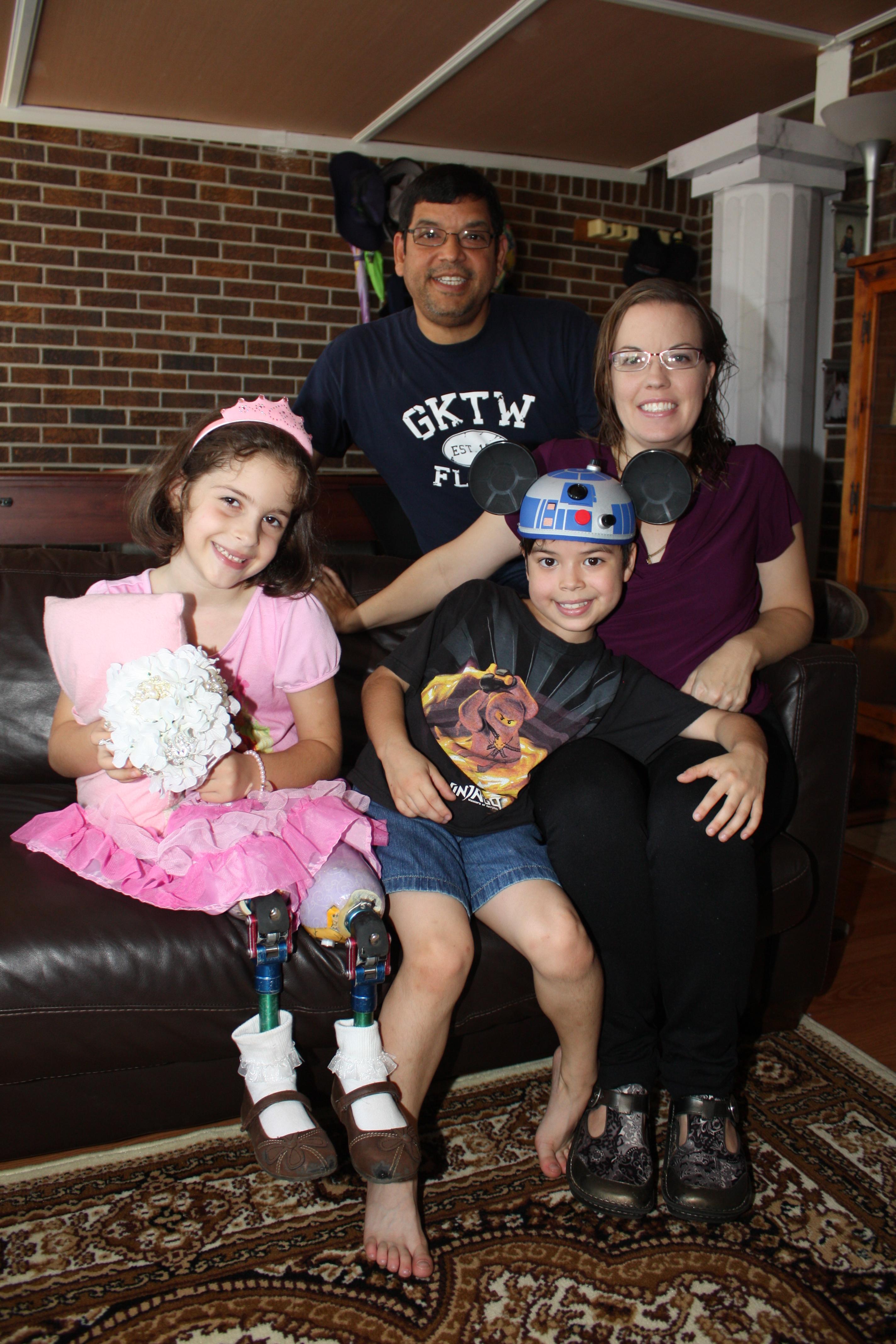 Montelara-Demick Family