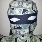Ninja Pillow Money