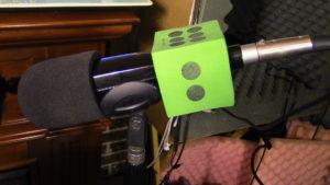 Mic Audio Dice Network